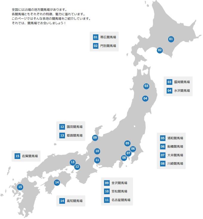 일본경마장 일본 지방경마장의 개인 및 법인 협찬경주! 나만의 레이스 타이틀