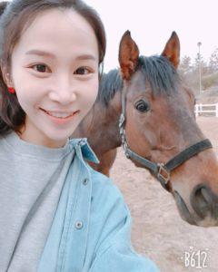 미녀기수 안효리 240x300 한국마사회 토요경마 2만배 고배당의 주인공 미녀기수 안효리 인터뷰