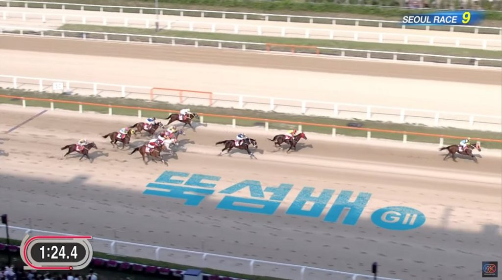 Ttukseom Cup 1024x573 서울경마장 SBS스포츠 스프린트, 뚝섬배 대상경주 결과 및 영상
