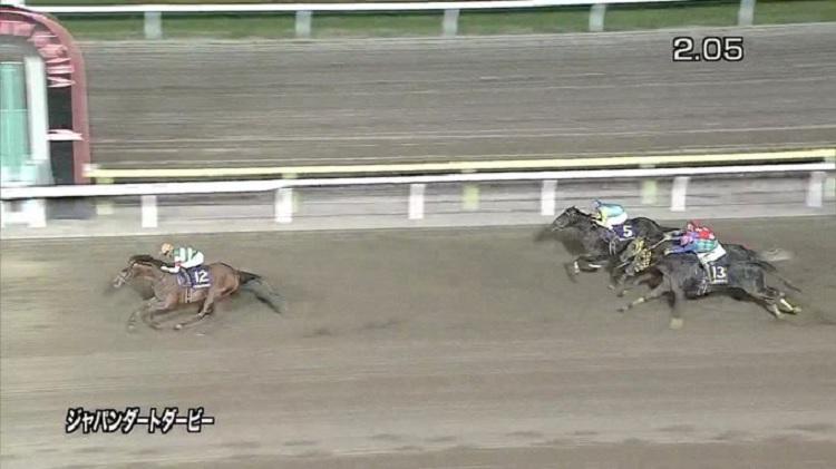 Japan Dirt Derby results 일본지방경마 도쿄 오오이 경마장 재팬더트더비 경마예상 및 결과