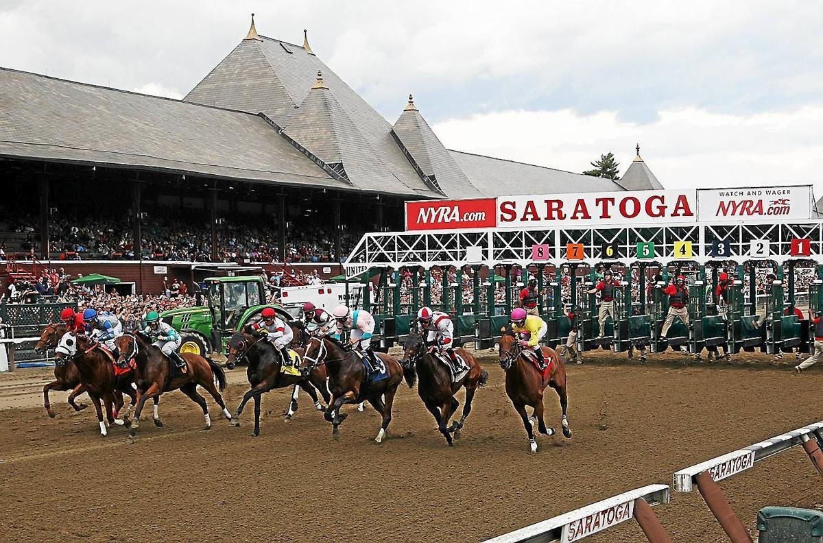사라토가(Saratoga) 경마장