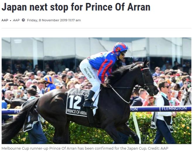 Prince Of Arran 커뮤니티