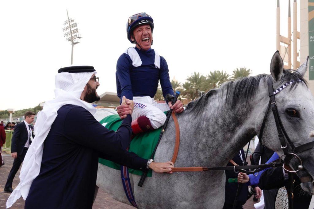 saudi franky 1024x683 세계최고상금 사우디컵 맥시멈시큐리티 우승! 언더카드 경마결과 속보
