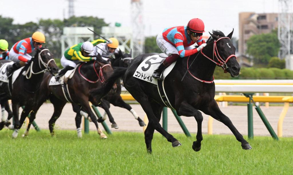 japanese derby contrail 1024x614 3세마 7262두의 정점에 선 콘트레일! 일본더비 무패의 2관 달성