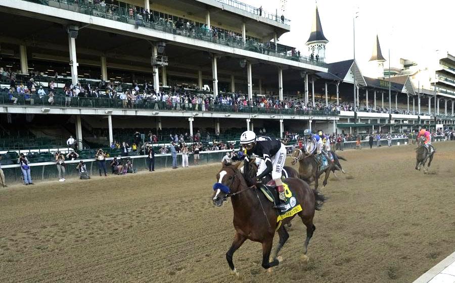 Kentucky Derby Day 미국 삼관경주 켄터키더비 매출 7940만 달러로 전년대비 52% 감소
