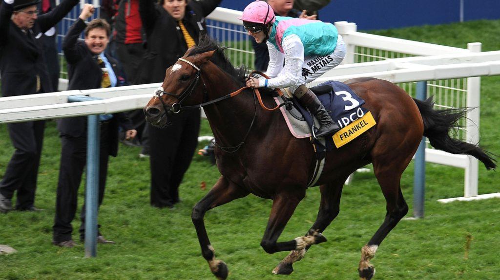 Frankel Wonder Horse 1024x575 9년전 오늘 무패의 명마 프랭클, 애스콧경마장 퀸엘리자베스 2세 우승