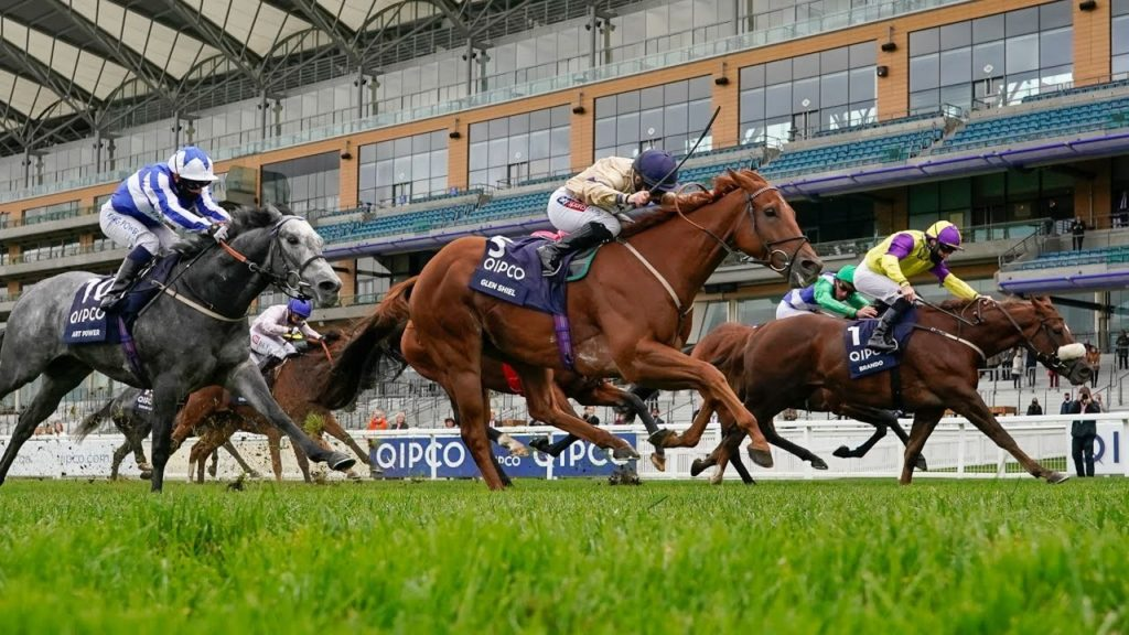 Sprint Stakes Hollie Doyle 1024x576 영국 애스콧경마장 브리티시 챔피언스 스프린트 스테익스, 홀리도일 Glen Shiel