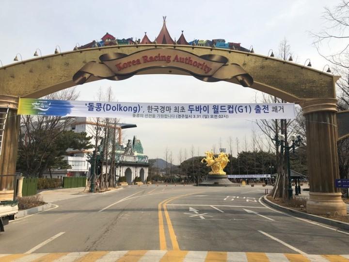 돌콩 돌콩의 두바이월드컵 슈퍼새터데이 정복기 경마방송