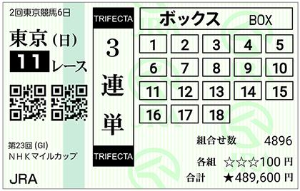 삼쌍승식 마권계산 경마 필승법! 승식별 적중 확률과 삼쌍승식 복조 마권 수 계산하기