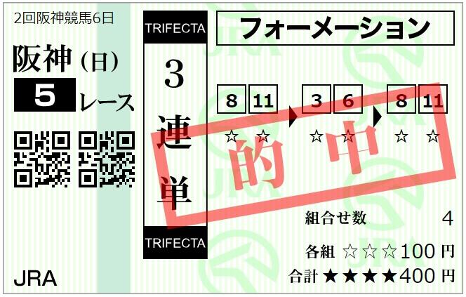 2019040705 일본경마 오카쇼 G1 대상경주 영상과 삼쌍승식 고배당 적중마권