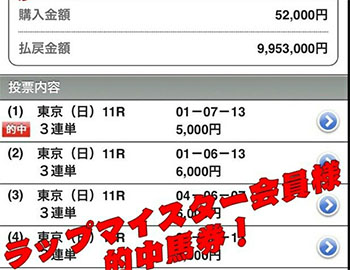 일본더비 적중마권 도쿄경마장 일본더비 인기 12위 로저바로즈가 3세마 7071두의 정상에