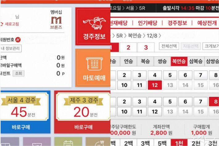 마사회 마이카드 공기업 연봉 1위 한국마사회 직원 1천명 마이카드 수십억 불법베팅 적발