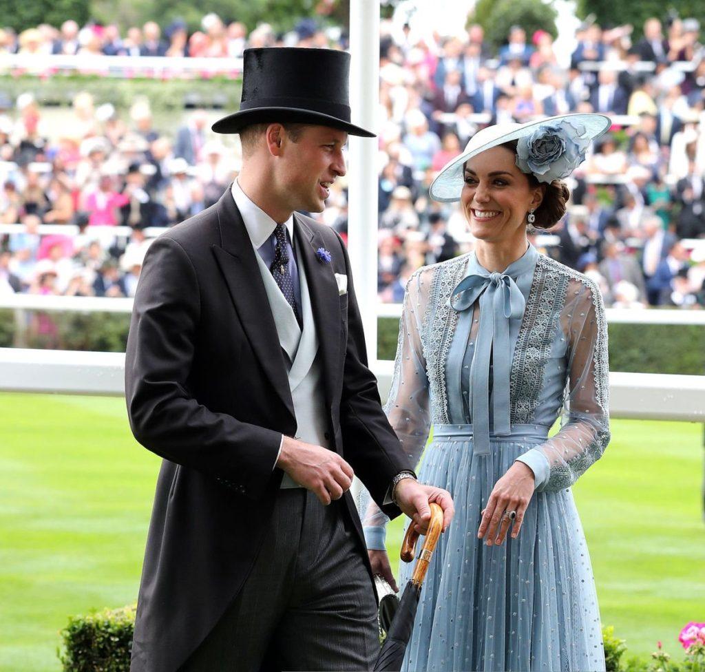 윌리엄 왕자와 캐서린 1024x976 영국 왕실 경마축제 로얄 애스콧(Royal Ascot) 2019 하이라이트