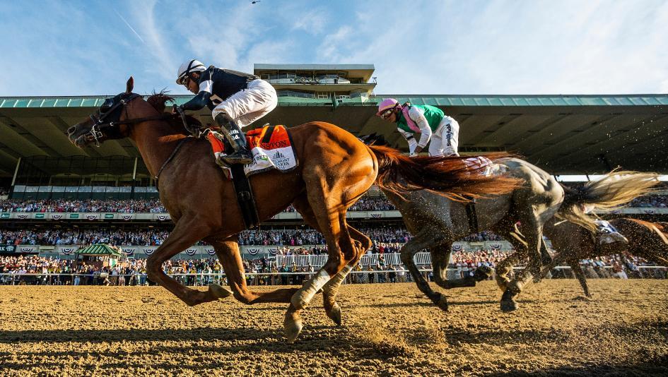 2019 Belmont Stakes winner3 [해외경마] 米 삼관경주 벨몬트 스테익스 2019 이변! Sir Winston 우승