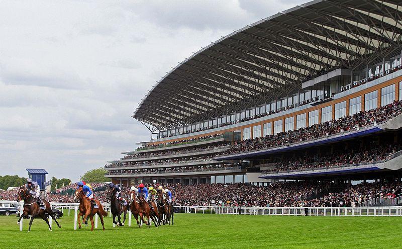 Ascot Racecourse [해외경마] 영국왕실 경마축제 로얄 애스콧 Prince of Wales's Stakes(G1)