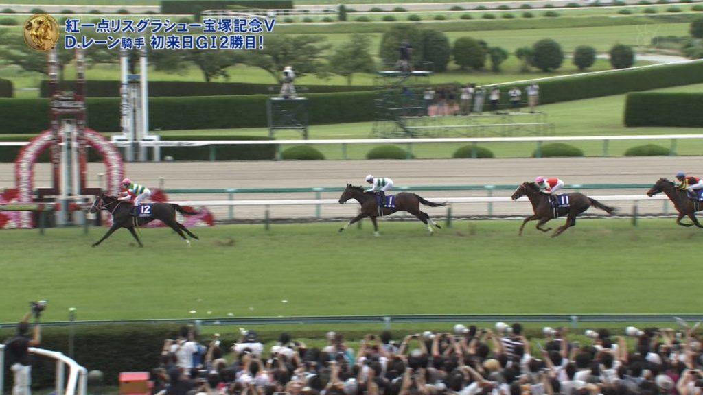 TAKARAZUKA KINEN race 1024x576 일본경마 총결산 다카라즈카 기념 대상경주 결과! 암말 역대 4번째 우승