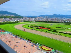 hanshin racecourse04 300x225 일본경마 총결산 다카라즈카 기념 대상경주 결과! 암말 역대 4번째 우승
