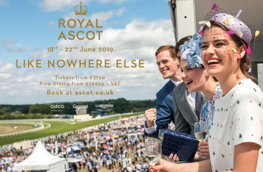 royal ascot 1024x668 영국 왕실 경마축제 로얄 애스콧(Royal Ascot) 2019 하이라이트