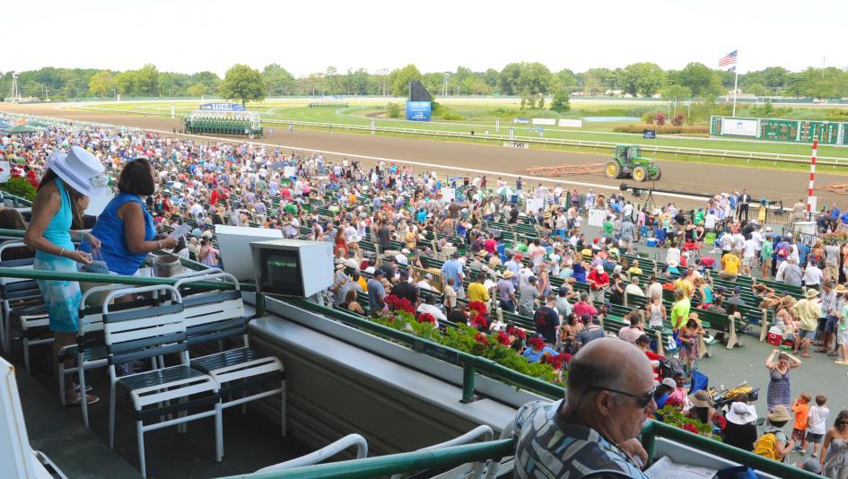 Monmouth Park Racetrack2 미국 Haskell Invitational Stakes, 켄터키더비 강착 맥시멈시큐리티 우승