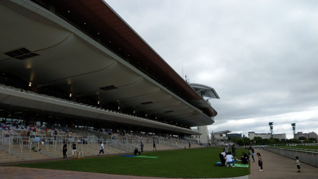 hakodate racecourse 1024x576 일본경마 로또마권 WIN5, 주쿄기념과 하코다테 신마 대상경주 결과