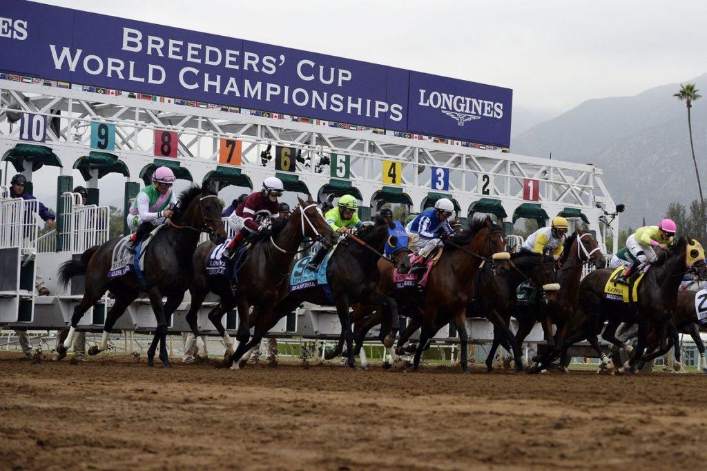 Breeders Cup la 1024x683 미국 경마올림픽 브리더스컵 월드 챔피언십과 챌린지 시리즈