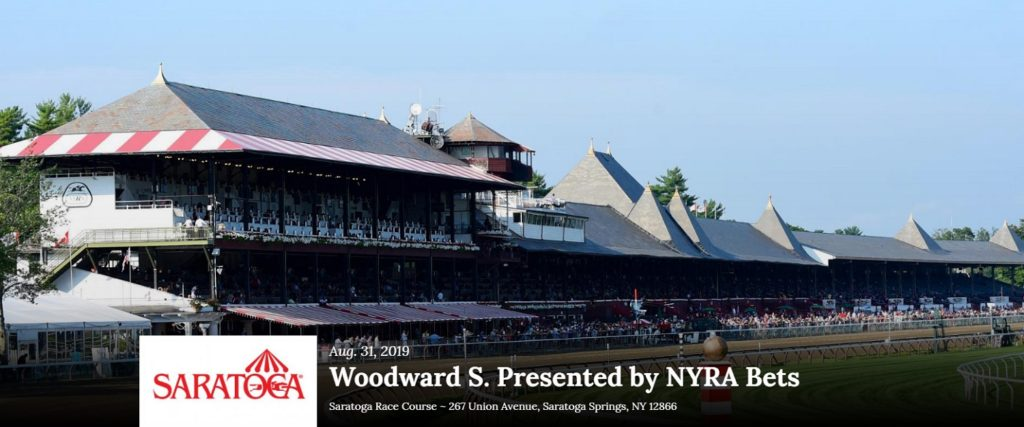 Woodward Saratoga 1024x427 [해외경마] 미국 사라토가 경마장 Woodward Stakes, 델마 Debutante Stakes 경주결과