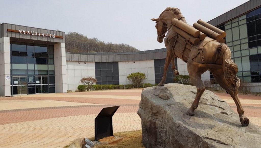 Sgt. Reckless korea 1024x581 서울 실내승마장에서 한국전쟁 영웅 군마 '레클리스(Reckless) 1953' 공연