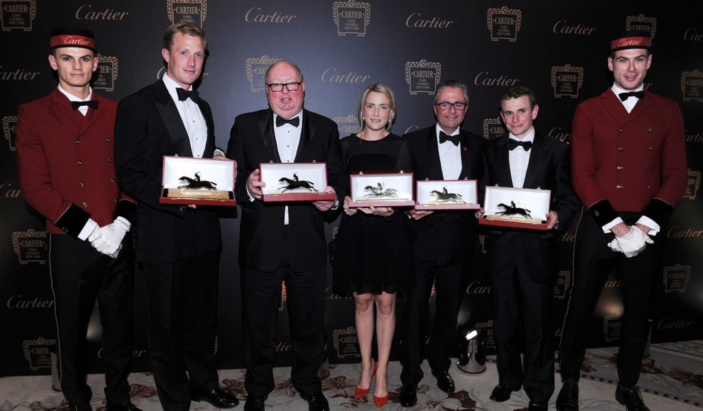 Cartier Racing Award 1024x598 경마 시상식 까르띠에 레이싱 어워드 2019 유럽 연도 대표마에 Enable 선정