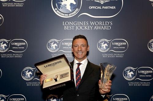Worlds Best Jockey 일본중앙경마회(JRA), 프랭키 데토리 기수에 단기면허 교부