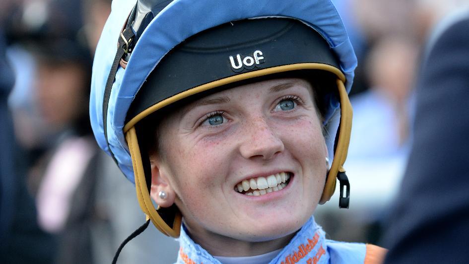 Hollie Doyle 영국의 홀리도일(Hollie Doyle), 여성기수 연간 최다승 신기록 107승