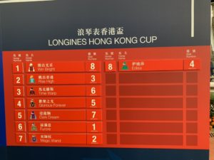 Hong Kong International Races05 300x225 금주 일요일 샤틴경마장 2019 홍콩국제경주 게이트 추첨! 일본마 9두 출전