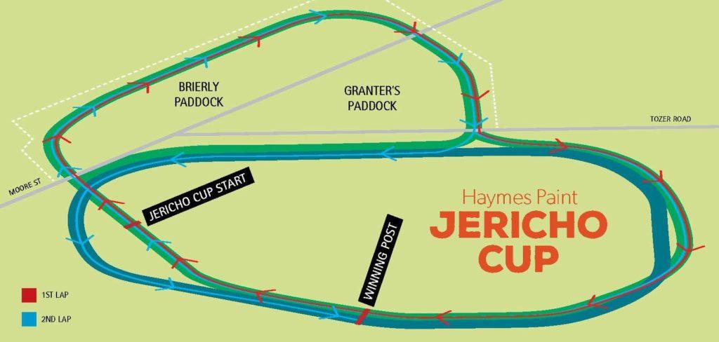Jericho Cup RaceCourse 1024x488 1차 세계대전 호주 경기병과 군마를 기리는 와남불 경마장 제리코컵(Jericho Cup)