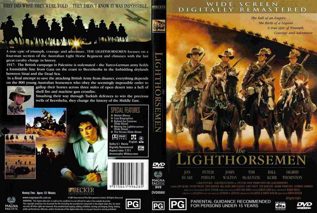 The Lighthorsemen 1024x690 1차 세계대전 호주 경기병과 군마를 기리는 와남불 경마장 제리코컵(Jericho Cup)