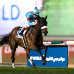 Almond Eye Dubai Turf 150x150 경마 일정표