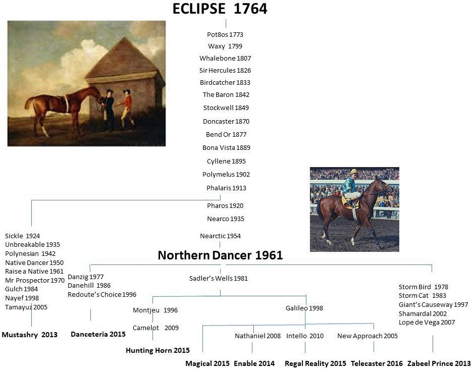 Eclipse 1764 미국 연도대표마 등 경마 시상식 이클립스 어워즈 2019 결과