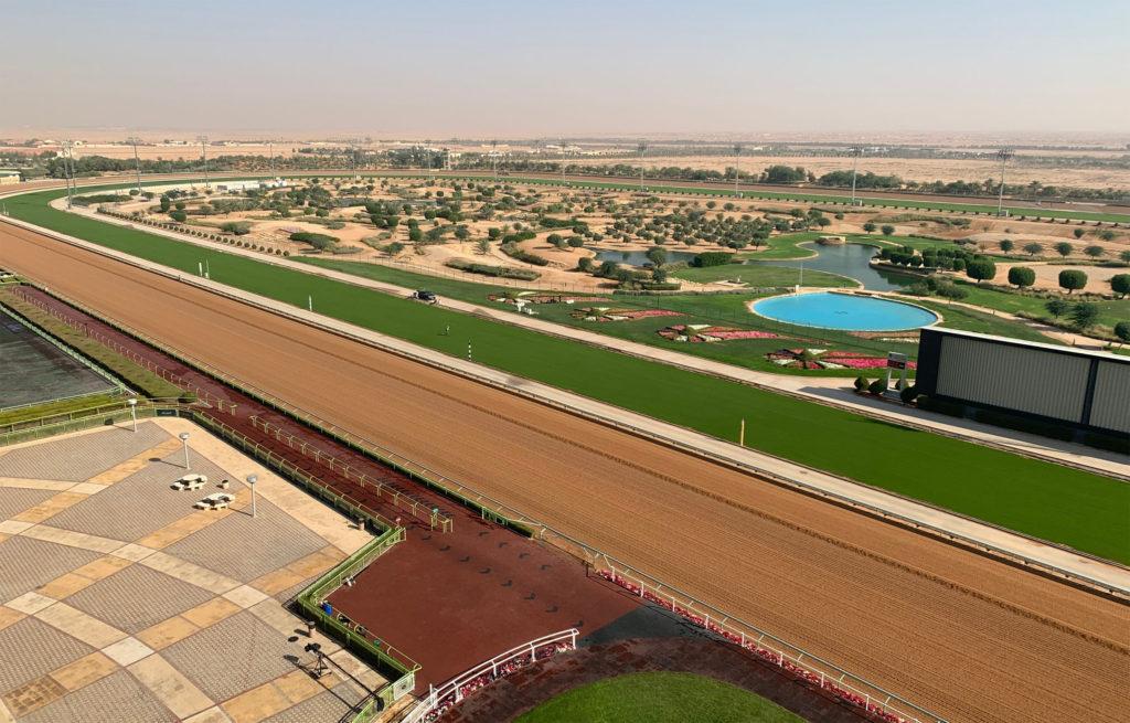 Saudi Cup Racecourse 1024x655 세계 최고액 상금의 경마대회 사우디컵에 143두 등록! 블루치퍼는 더트 스프린트