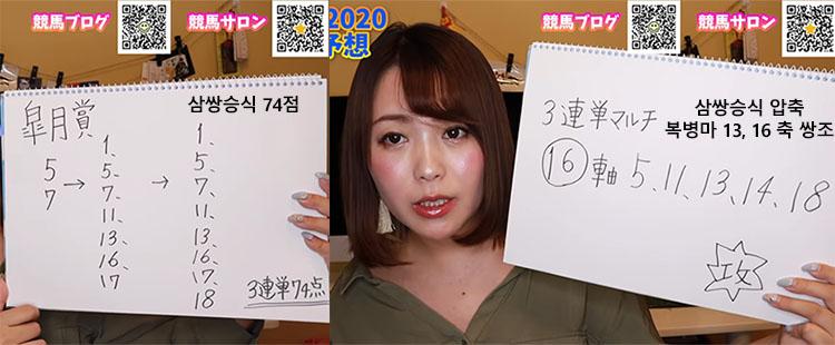 경마여신 일본 삼관경주 1탄 사츠키상 경마여신 미녀 유튜버의 우승마 예상