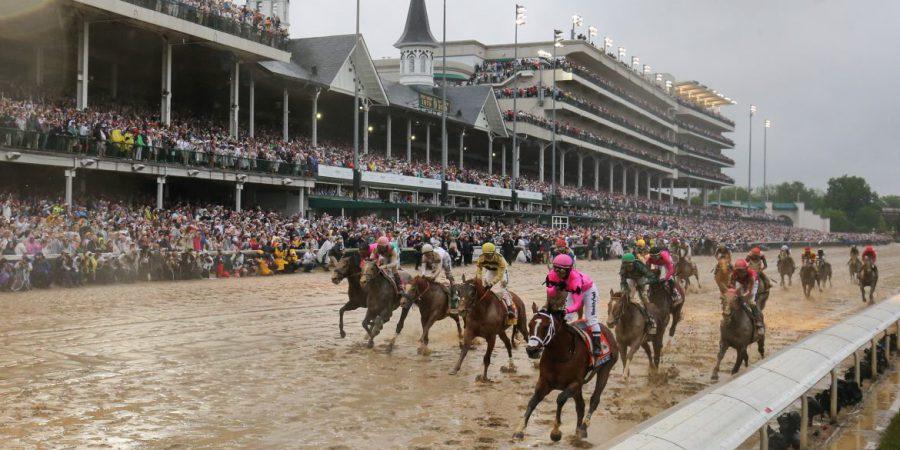 Kentucky Derby 2020 미국 역대 삼관마 출전 켄터키더비 가상 경마대회 개최! 세크리테리엇 1위