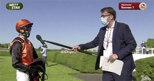 하노버경마장 독일경마 유럽 최초 7일 하노버 경마장 재개장! 도르트문트는 연기