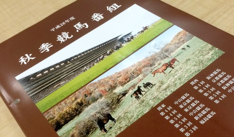 일본경마시행계획 일본중앙경마 가을 경마시행계획 발표! 2세마 더트 대상경주 신설, 재팬컵 12R 개최