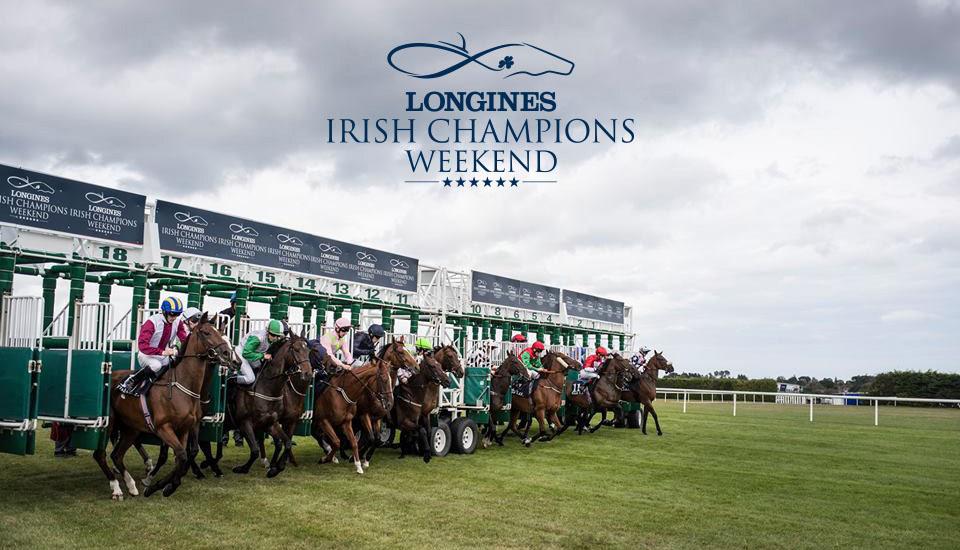 Irish Champions Weekend 2020 아이리쉬 챔피언 스테익스 유럽 최강마 매지컬 vs. 가이야스 리벤지 매치