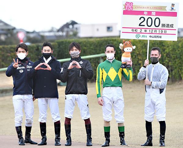 르메르기수 200승 일본중앙경마 매출 9년 연속 증가! 올해 31조원대 전년비 103.5%