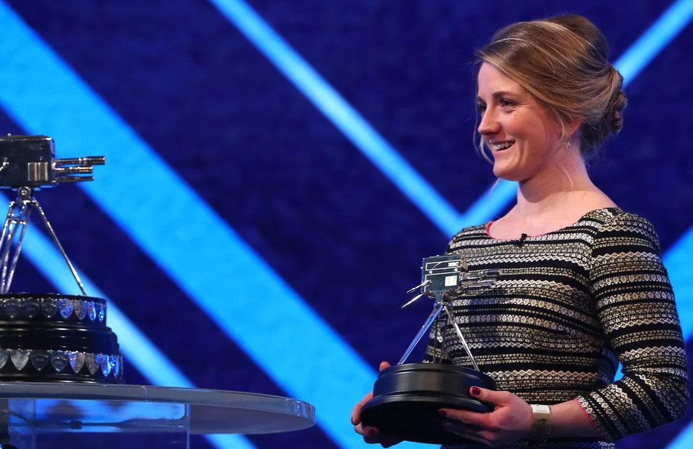 BBC Sports Personality of the Year 영국 경마 여성기수 홀리도일(Hollie Doyle) BBC 올해의 스포츠인 3위