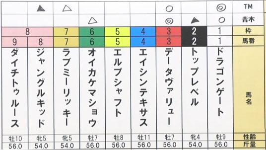 SAGA Winter Champion 1 일본지방경마 사가경마장 윈터 챔피언, 드래곤게이트 연패