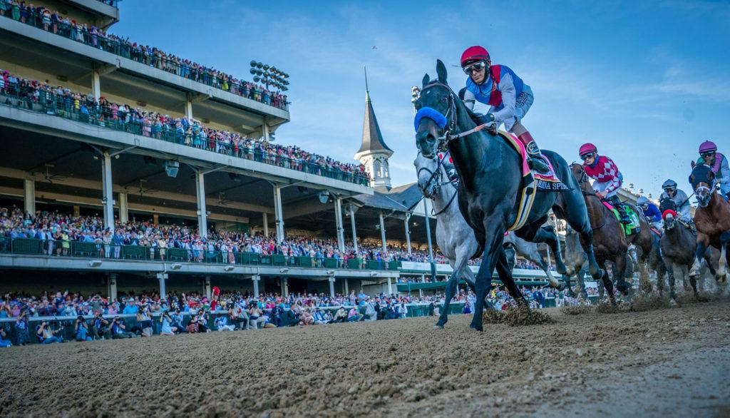 Kentucky Derby 2021 1024x586 미 삼관경주 켄터키더비 복병 메디나 스피릿(Medina Spirit) 도주 우승!